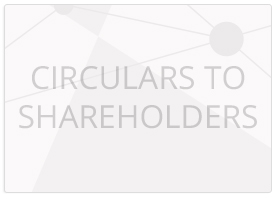 Circulars to shareholders